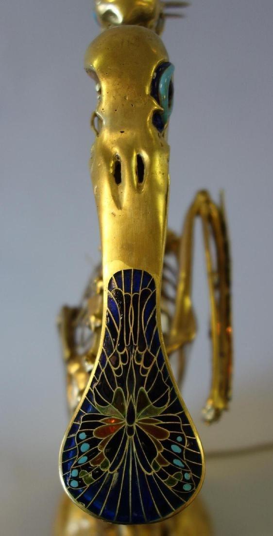 Salvador Dali, Le Pain et Le Vin, 18K Gold - 5