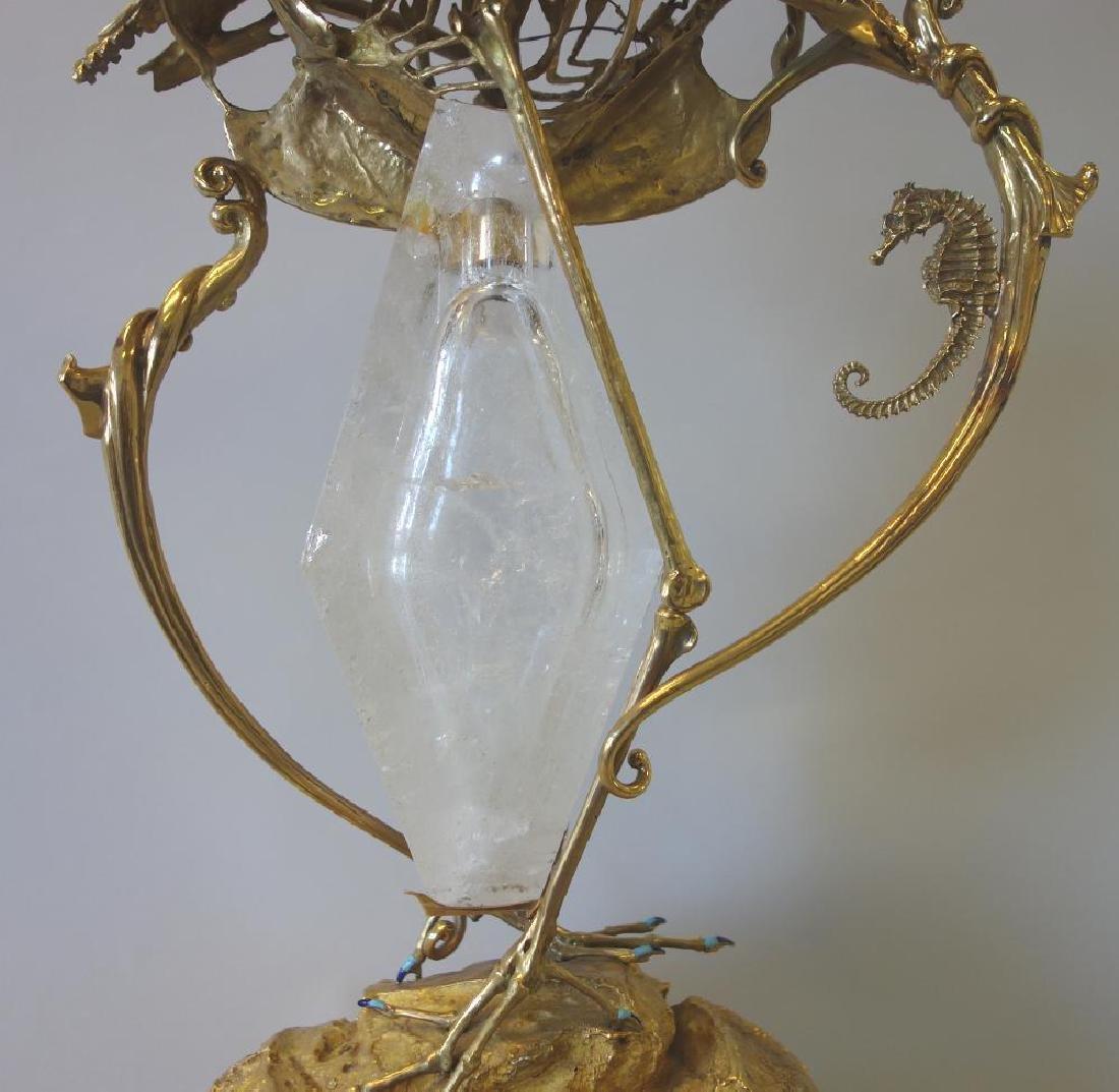 Salvador Dali, Le Pain et Le Vin, 18K Gold - 7