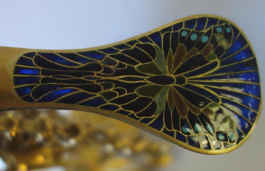 Salvador Dali, Le Pain et Le Vin, 18K Gold - 9