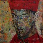 Nestor Ali Quinones (b-1967) Solo Botones