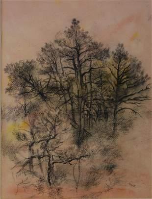 Georges Grosz (1893-1959) Landscape