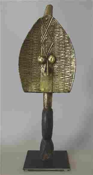 African Tribal Kota Reliquary Figure