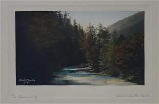 Asahel Curtis (1874-1941) The Dosewallips