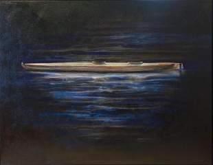 Joseph Kinnebrew (b-1942, WA) Solitude