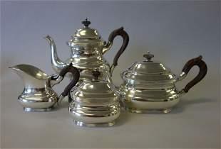 Buccellati Sterling 4-piece Coffee / Tea Service