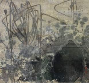Yang Yanping (b-1934) Autumn Lotus