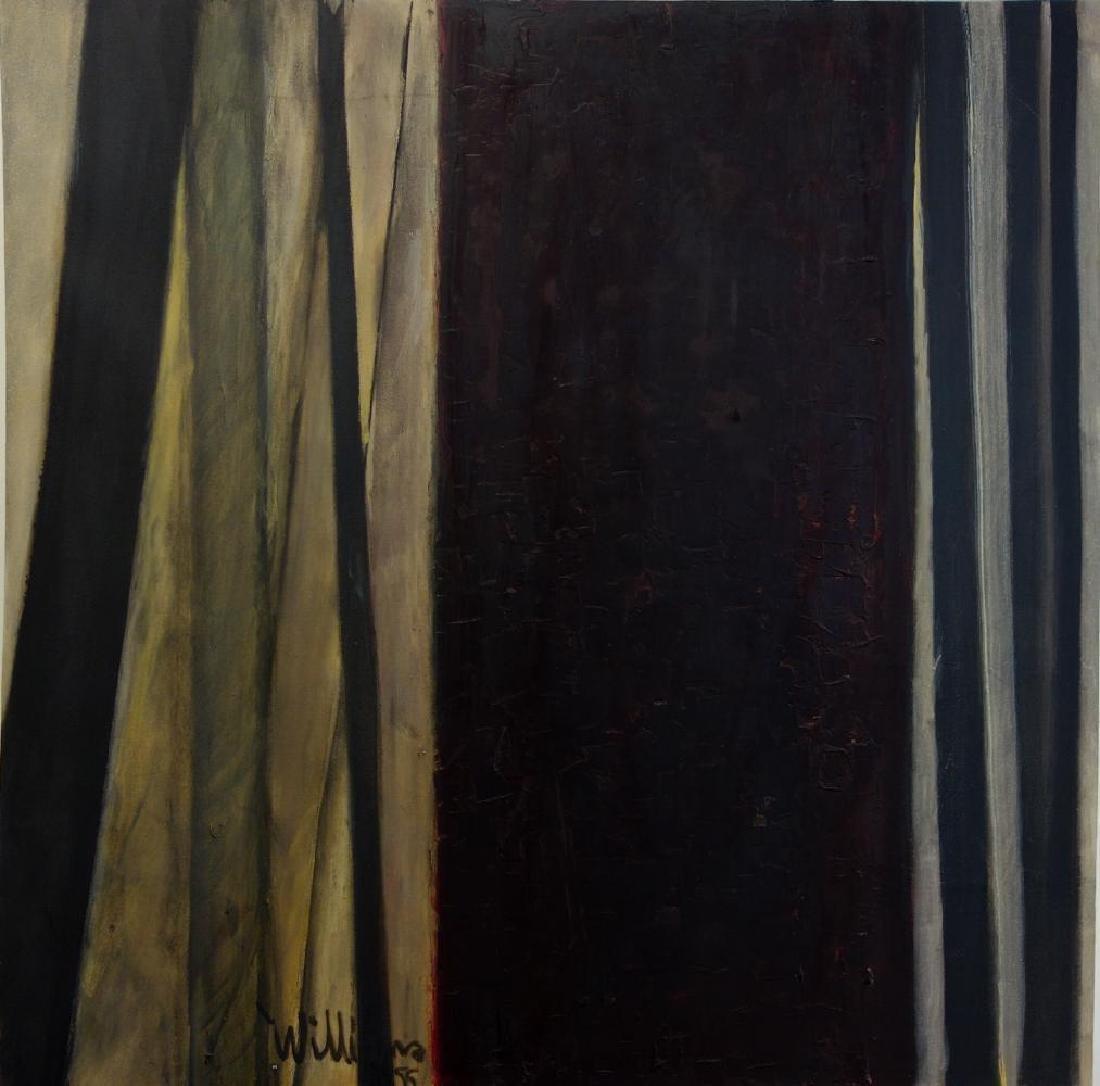 Hugh Williams (Alabama b-1928) Abstract, The Woods