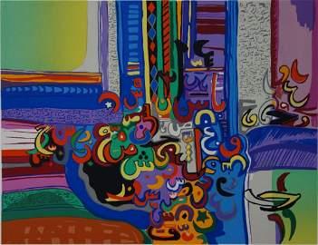 Rochan Fine Arts Contemporary Arab Art Portfolio