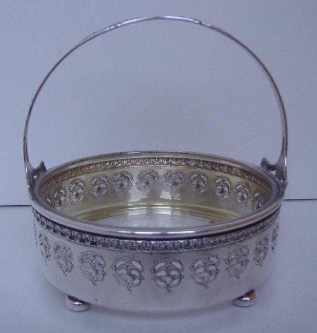 3: Sterling & Glass Basket by Black Starr & Frost