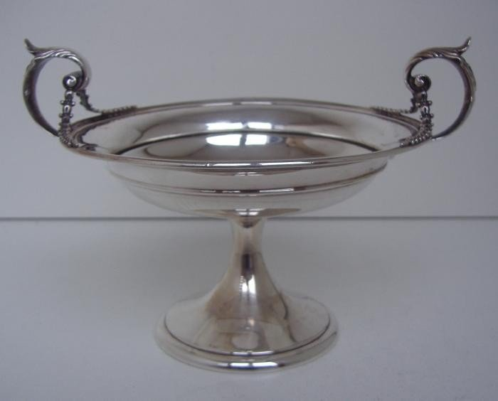 8: Sterling Compote Loring Andrews, Durgin