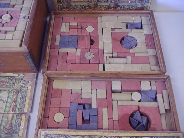 149: RICHTERs Anker-Steinbaukasten Building Blocks - 2