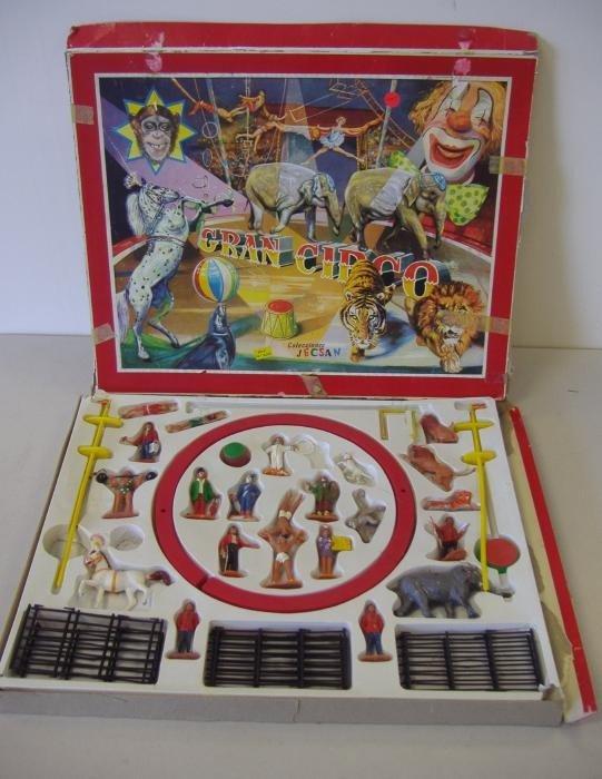 157: Circo Jecsan, Grand Circus Toy Set