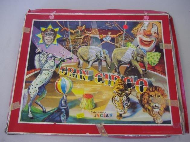157: Circo Jecsan, Grand Circus Toy Set - 2