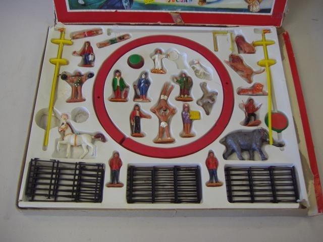 157: Circo Jecsan, Grand Circus Toy Set - 3