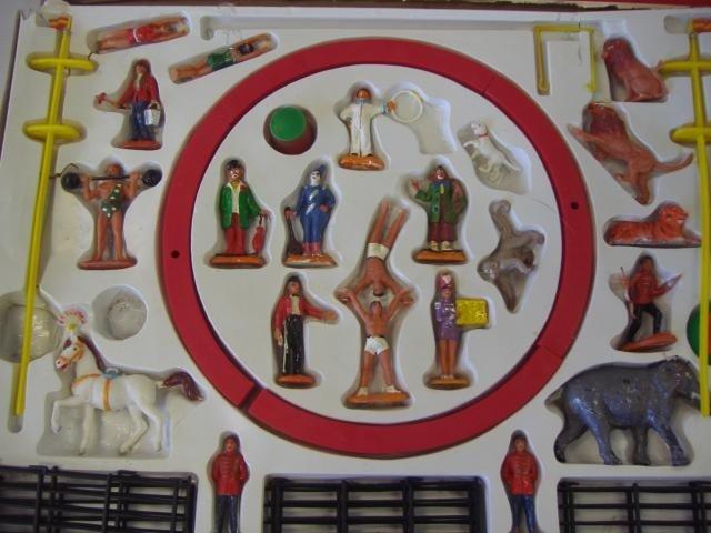 157: Circo Jecsan, Grand Circus Toy Set - 4