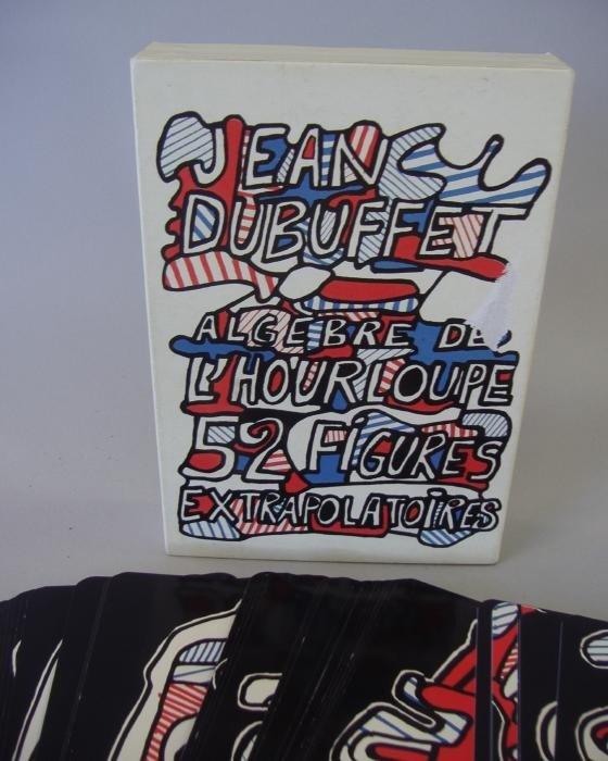 32: JEAN DUBUFFET (1901-1985), Algebre De L'Hourloupe - 3