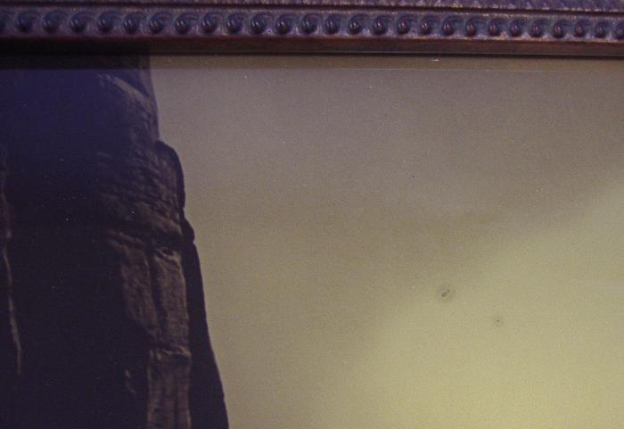 128: Edward S. Curtis Orotone Canon de Chelly Canyon - 6