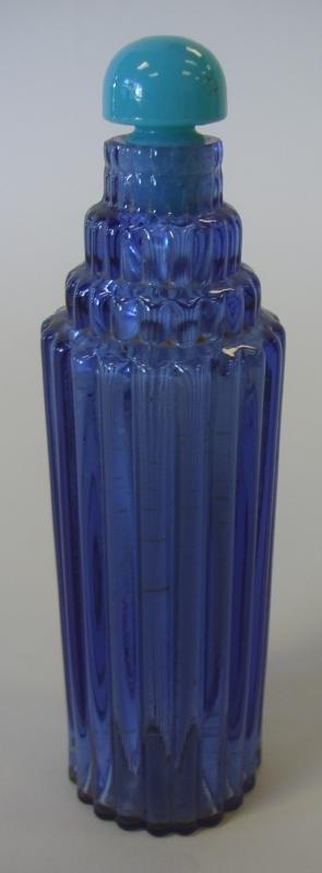 3: R Lalique Skyscraper Perfume Bottle for Worth