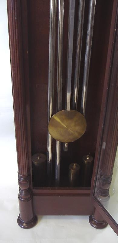 Grandfather Clock, Herschede Hall Clock Company - 4