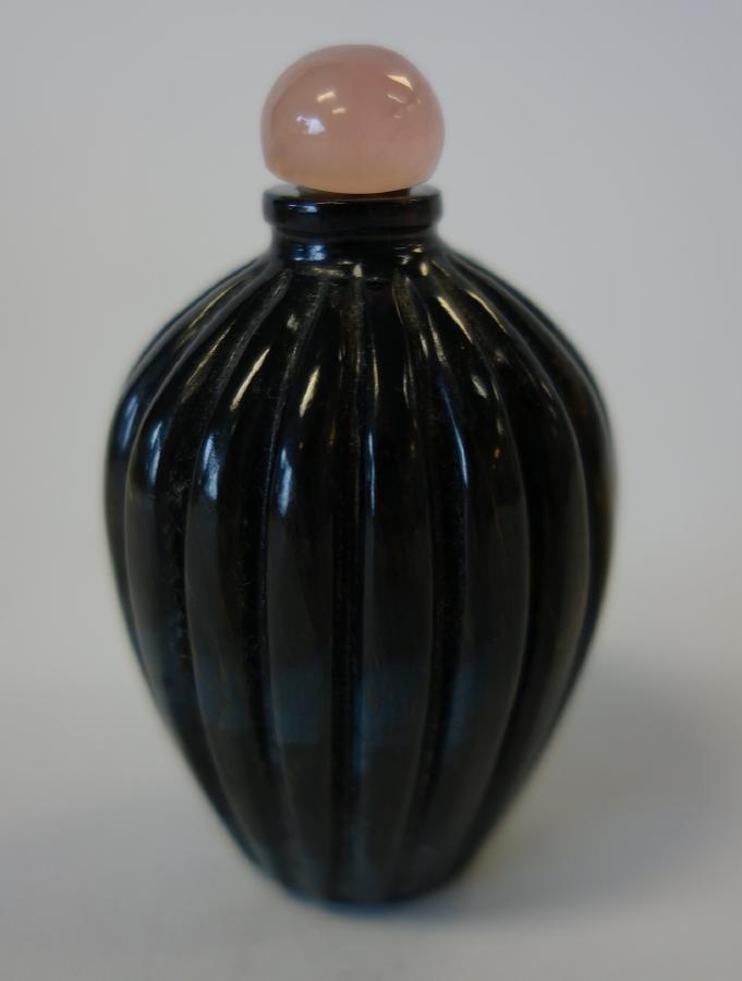 Chinese Gem Stone Snuff Bottle