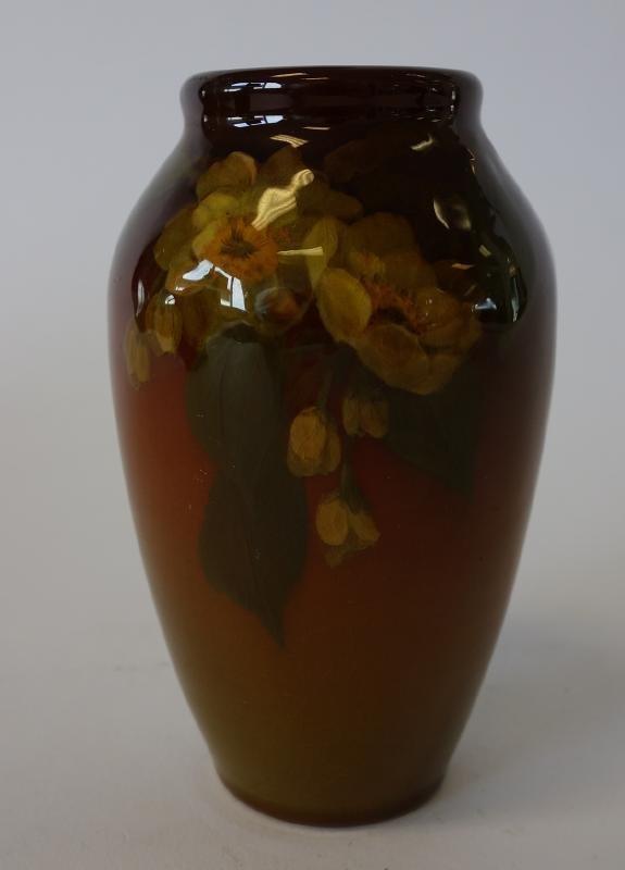 Rookwood Art Pottery Vase, 1906, Artist Signed