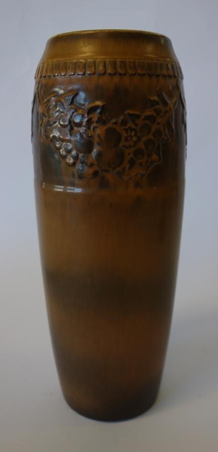 """Rookwood Art Pottery Vase, 1919, 11.5"""" high"""