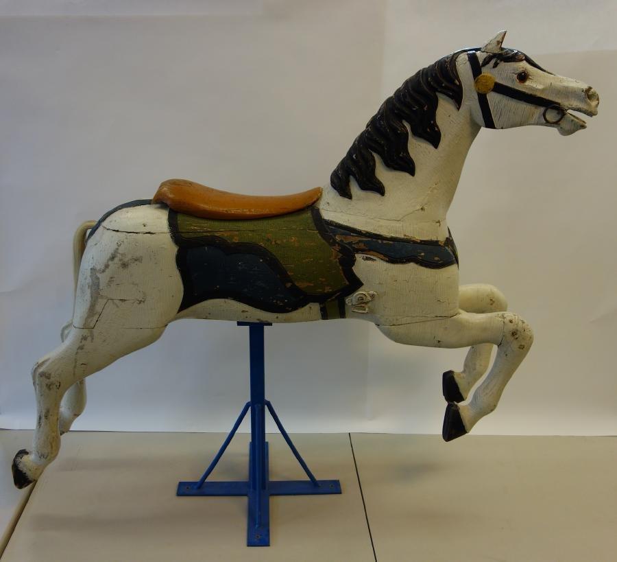 Herschell Spillman Carved Carousel Horse