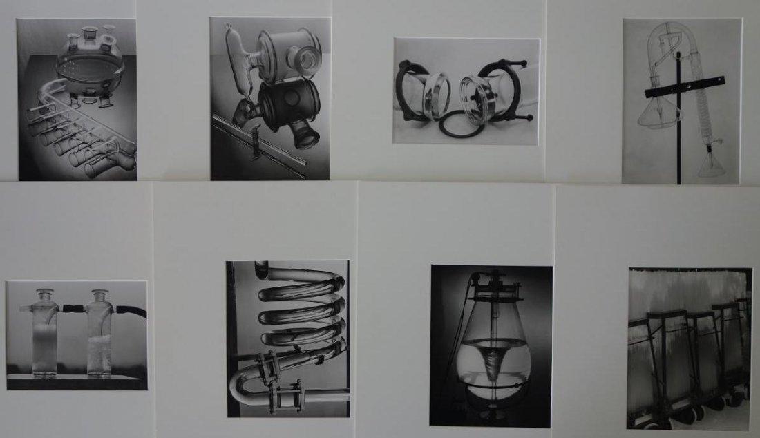 Albert Renger Patzsch (1897-1966) 8 Photographs