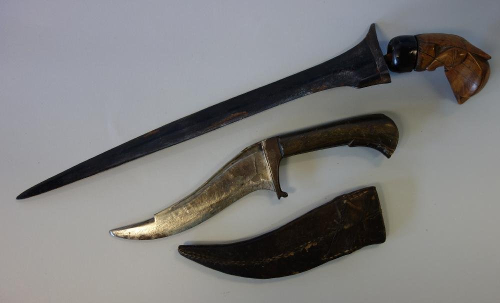 Indonesian Java Kris and Dagger