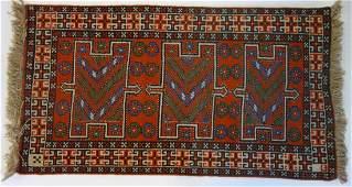Kazak Caucasian Hand Knotted Rug