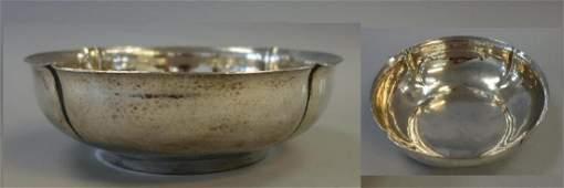Arts & Crafts Sterling Bowl, The Randahl Shop