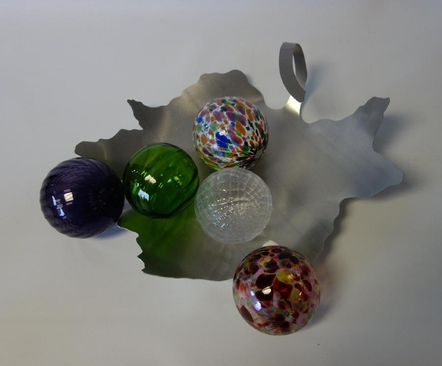 Ginny Ruffner (b-1952) Mind Garden, Blown Glass