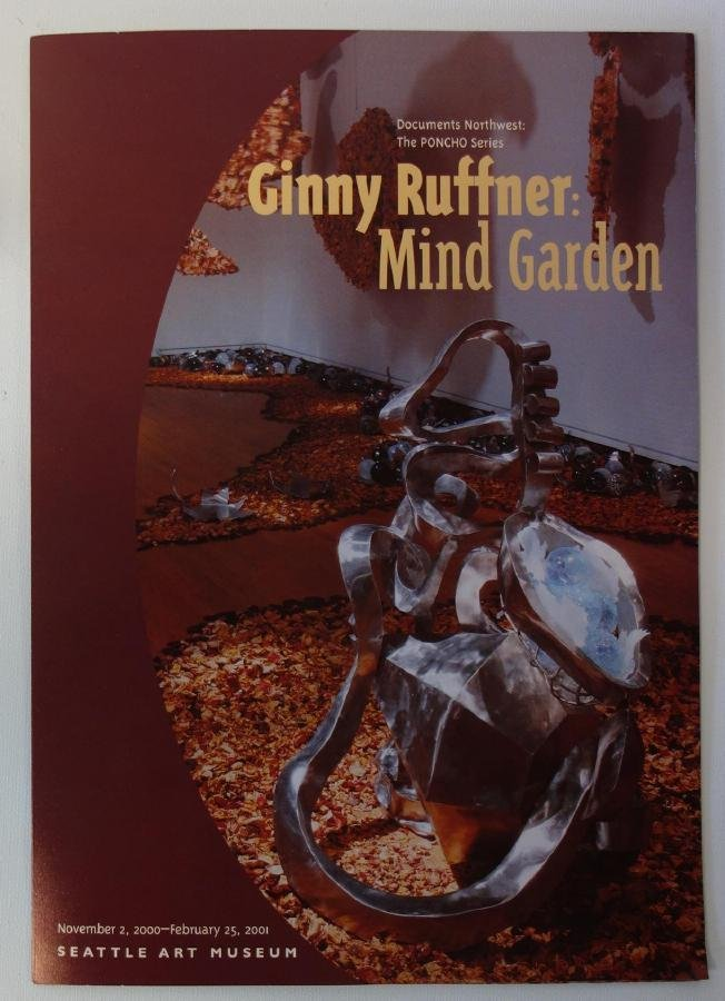 Ginny Ruffner (b-1952) Mind Garden, Blown Glass - 3