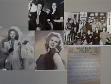 Hollywood Starlet Vivian Mason Personal Photos +