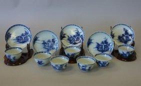18thc Chinese Nanking Porcelain, Nanking Cargo