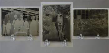 Antique Glass Slides, Roosevelt & Assembly Plant