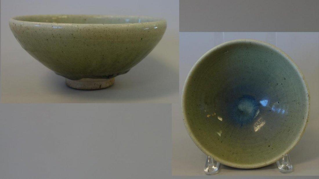 Chinese Yuan Dynasty Jun Ware Porcelain Bowl