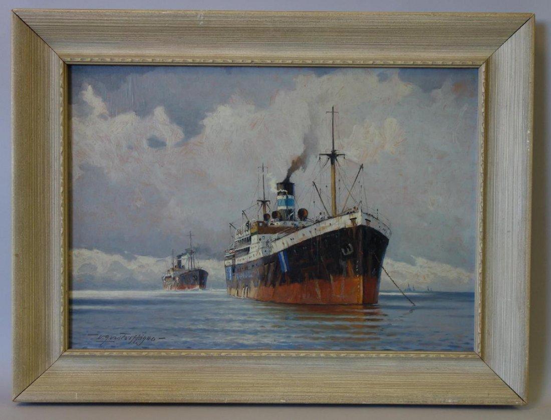 Victor Hugo Vilhelm Qvistorff (1883-1953) - 2