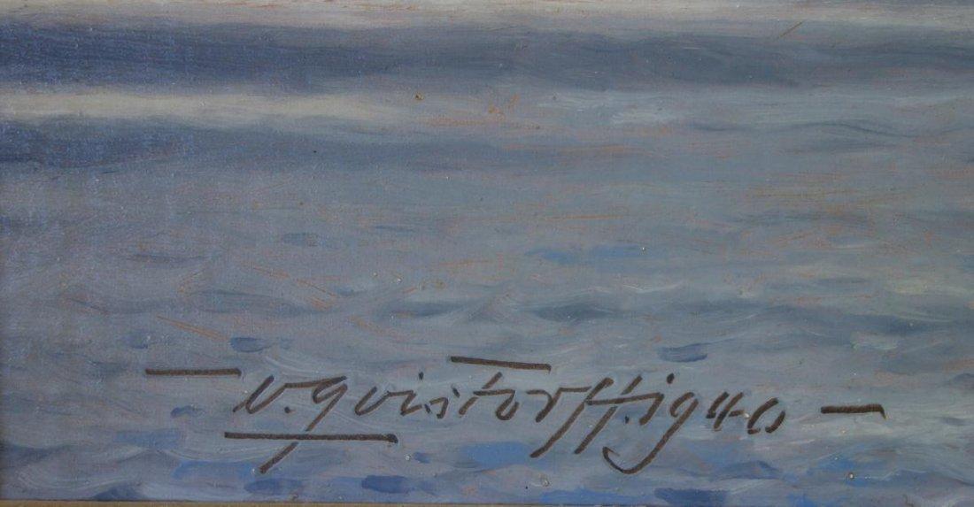 Victor Hugo Vilhelm Qvistorff (1883-1953) - 3