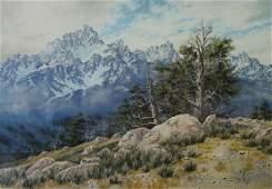 Randy Van Beek (Washington-1958) Landscape