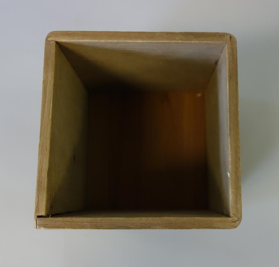 Northwest Coast Polychrome Bentwood Cedar Box - 5