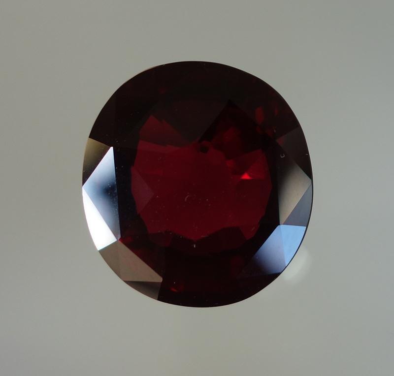 Burmese Ruby Gemstone, 25.92 carats