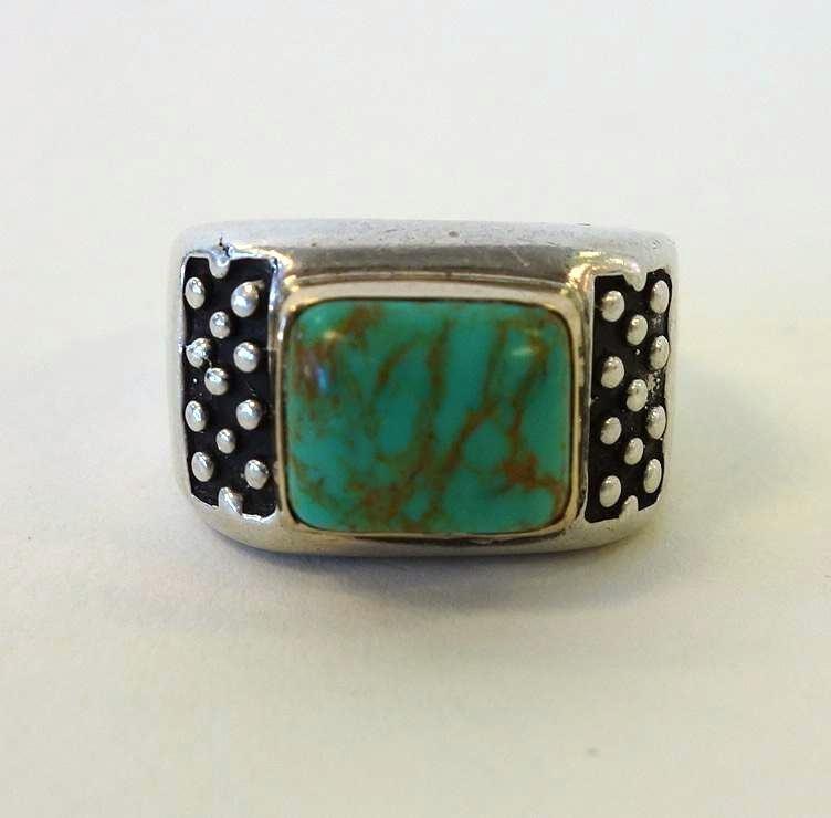 Southwest Jewelry, Earrings, Rings & Brooch - 2
