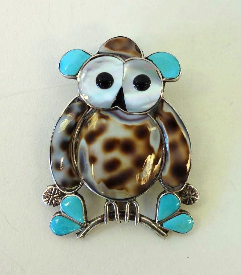 Southwest Jewelry, Earrings, Rings & Brooch - 3