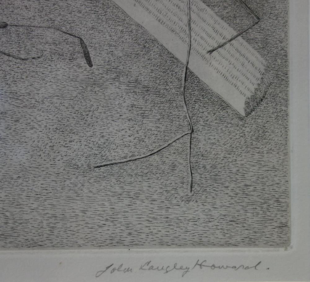 John Langley Howard (1902-1999) A New Season - 3