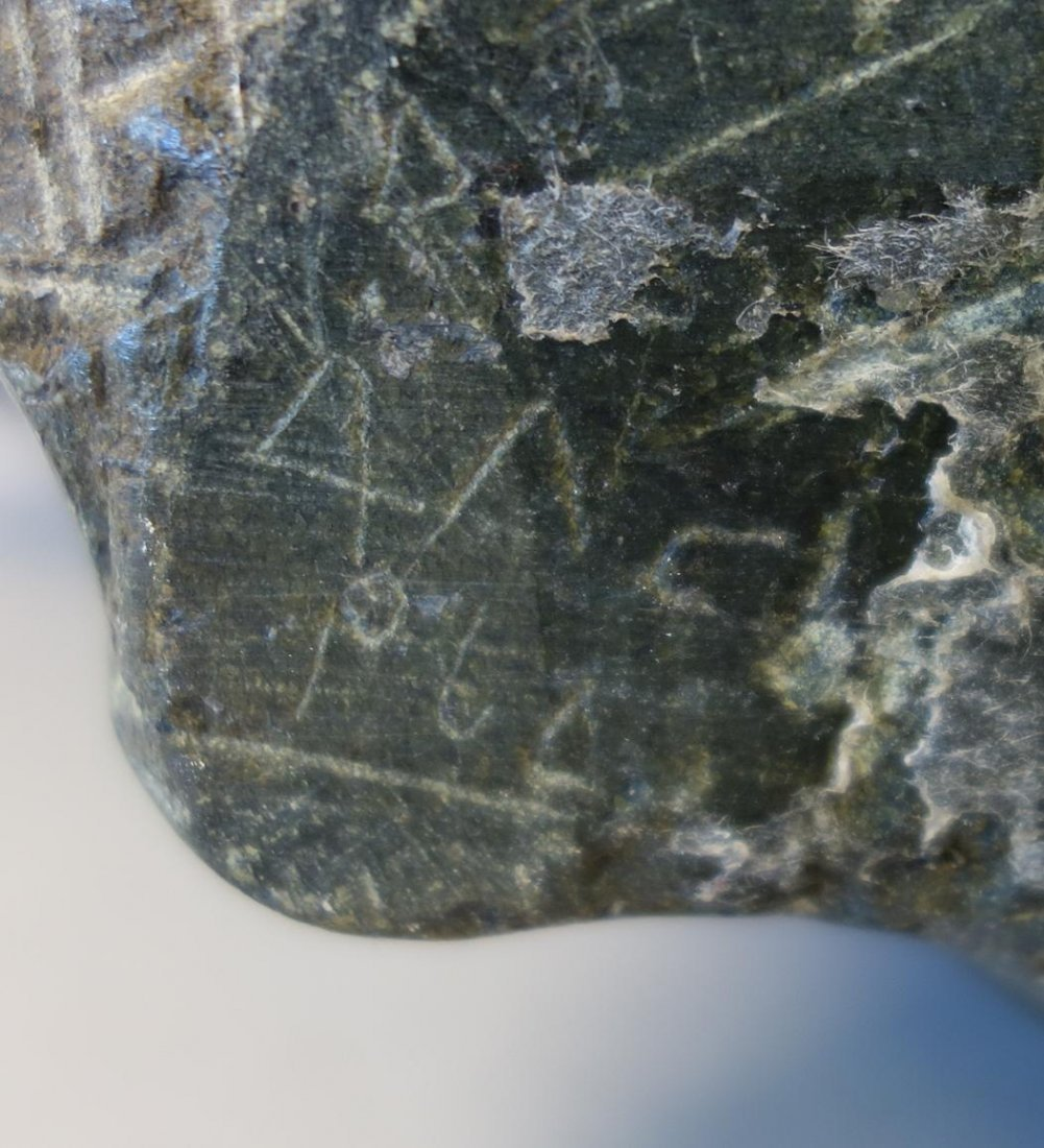 Osuitok Ipeelee RCA (1923-2005) Stone Carving - 6