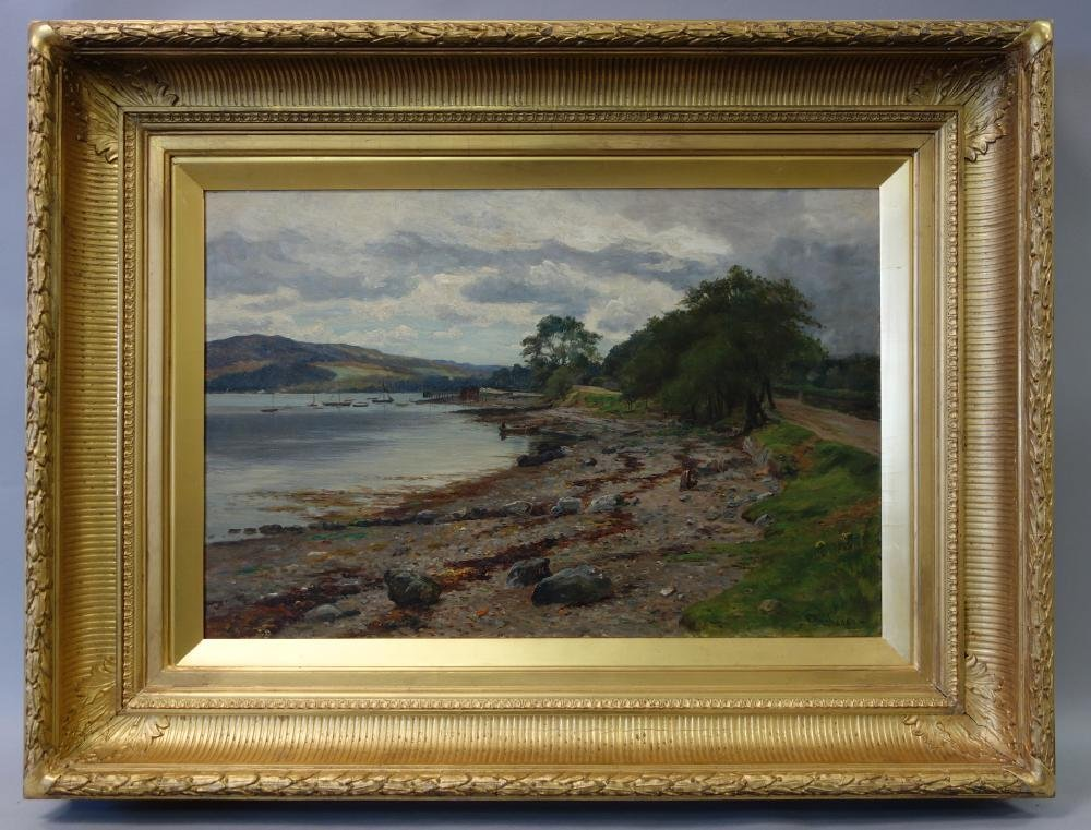 Peter S. Buchanan, The Shore at Tigh Na Bruaich - 2