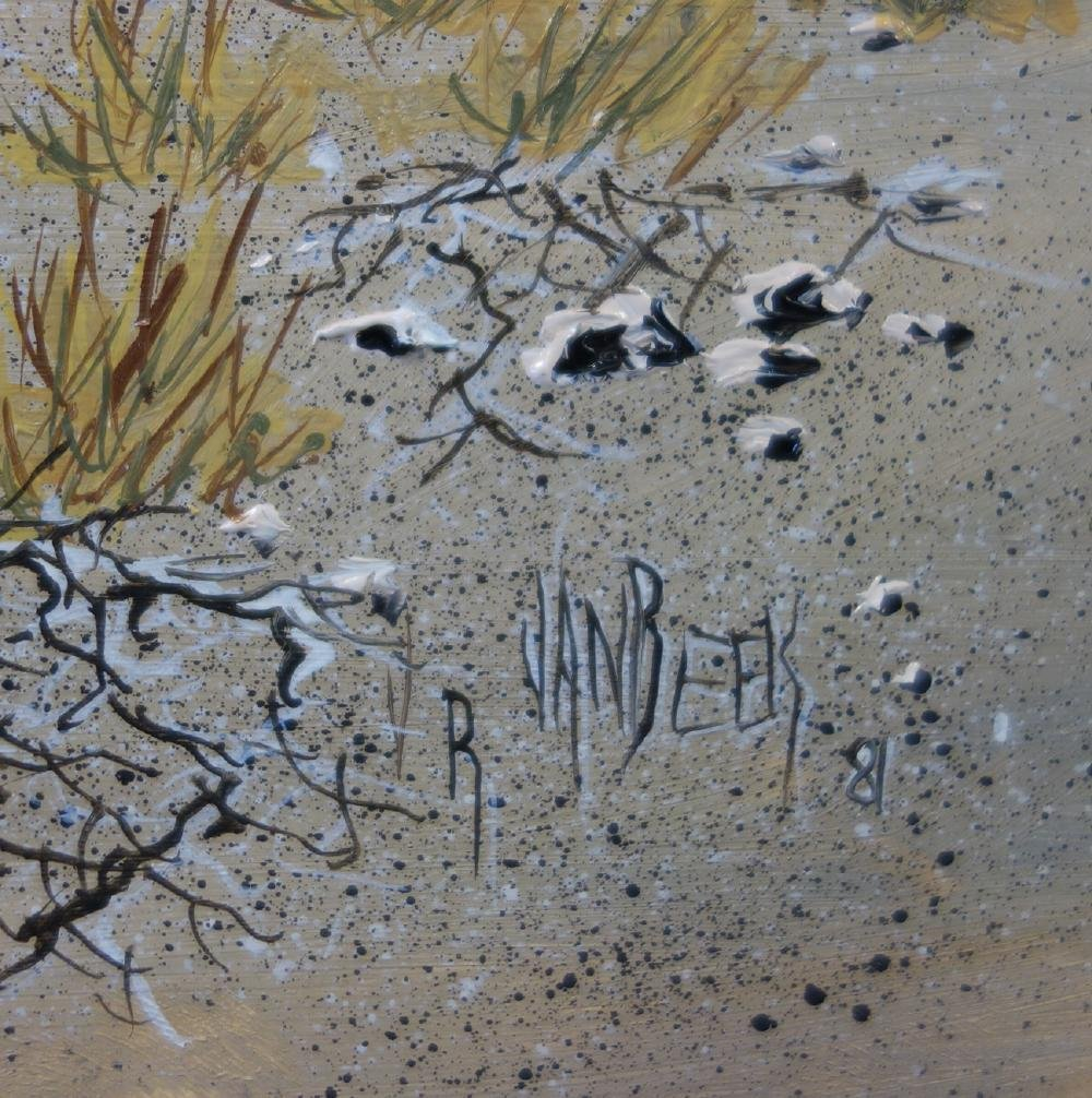 Randy Van Beek (Washington-1958) Landscape - 3