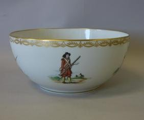 Royal Copenhagen Bowl, Royal Life Guards