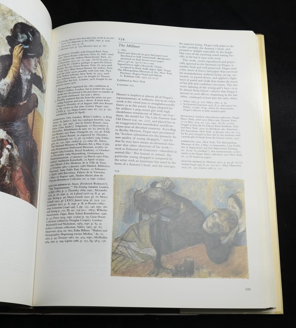 WESTERN AND ASIAN MODERN ART BOOKS - 3